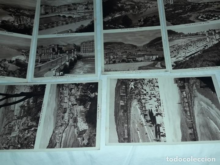 Postales: Lote 6 postales antiguas San Sebastián - Foto 6 - 238675545