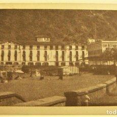 Cartoline: GUIPUZCOA DEVA HOTEL PLAYA Y RESTAURANTE MIRAMAR. HELIOTIPIA ARTISTICA ESPAÑOLA. Lote 238750105