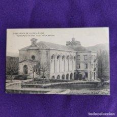 Cartes Postales: POSTAL DE NANCLARES (ALAVA).NOVICIADO DE SAN JOSE. VISTA PARCIAL. HAUSER Y MENET. ORIGINAL.. Lote 239835345