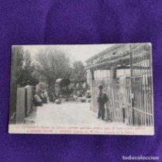 Postales: POSTAL DE VITORIA (ALAVA). FABRICA DE CERVEZA ROMAN KNORR. ENTRADA A LA FABRICA. ORIGINAL.. Lote 239835735