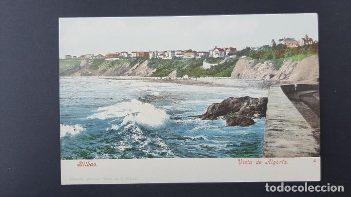 LOTE 040221.- POSTAL BILBAO VISTA ALGORTA ED: PURGER & CO (Postales - España - Pais Vasco Antigua (hasta 1939))