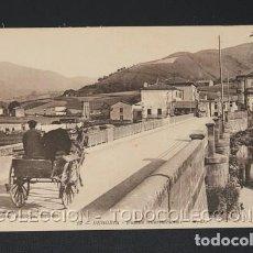 Postales: POSTAL BEHOBIA GUIPUZCOA PUENTE INTERNACIONAL - M. D. MARCEL DELBOY CA 1910-20. Lote 243218675