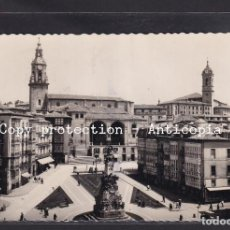 Postales: POSTAL DE ESPAÑA - 2. VITORIA PLAZA DE LA VIRGEN BLANCA. Lote 243866340