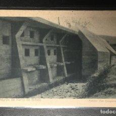 Postales: BILBAO, CINTURÓN DE HIERRO , OJANGUREN , EIBAR ,. Lote 243879890