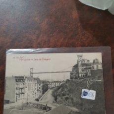 Postales: POSTAL DE BILBAO, PORTUGALETE, CASA DE CHAVARRI. Lote 243929700
