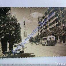 Postales: BILBAO. MONUMENTO AL SAGRADO CORAZÓN DE JESÚS. DANIEL ARBONÉS Nº 14. Lote 279363193