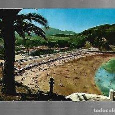 Postales: TARJETA POSTAL. DEVA, GUIPÚZCOA. LA PLAYA. 23. FOTO GAR. Lote 243995815