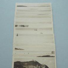 Postales: LOTE 18 POSTALES - SAN SEBASTIAN - FOTO GALARZA - VER FOTOS ...L3400. Lote 244525165