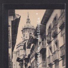 Postales: POSTAL DE ESPAÑA - FUENTERRABIA.- CALLE MAYOR. Lote 244716990