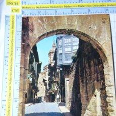 Postales: POSTAL DE GUIPÚZCOA, FUENTERRABIA. AÑO 1967. CALLE MAYOR. 5 MANIPEL. 3579. Lote 245123450