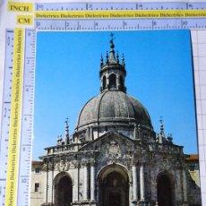 Postales: POSTAL DE GUIPÚZCOA. AÑO 1961. SANTUARIO DE LOYOLA, ENTRADA AL SANTUARIO. 2 ECHEZARRETA. 3580. Lote 245123525