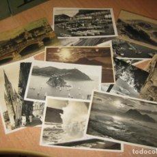 Cartes Postales: 126 POSTALES DE SAN SEBASTIAN. Lote 245410220