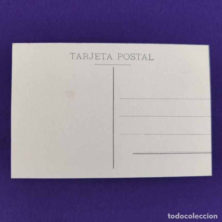 Postales: POSTAL DE VITORIA (ALAVA). ALREDEDORES DE VITORIA. UN CASERIO. LIBRERIA GENERAL. ORIGINAL. - Foto 2 - 245413520