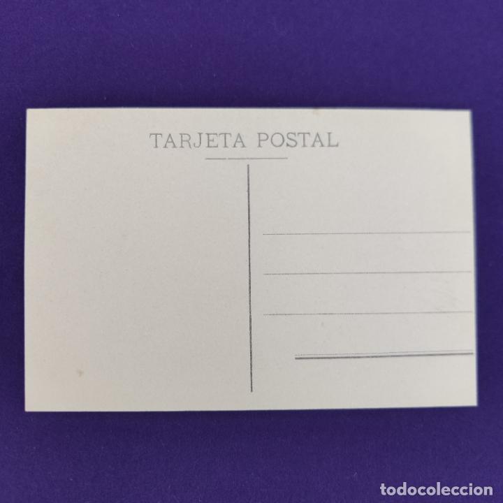 Postales: POSTAL DE VITORIA (ALAVA). CALLE DE SAN ANTONIO. LIBRERIA GENERAL. ORIGINAL. - Foto 2 - 245413615