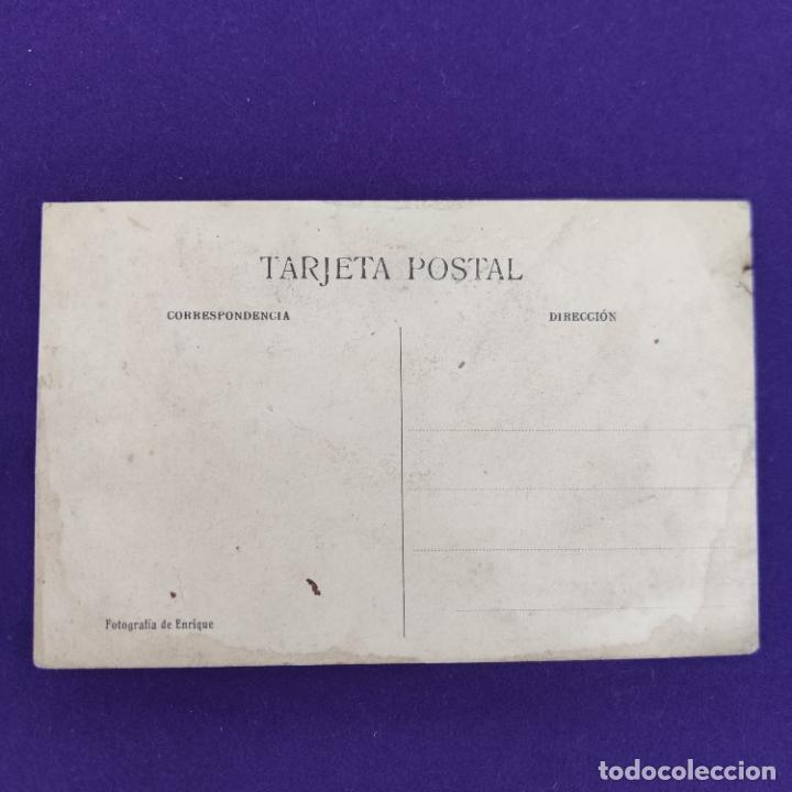 Postales: POSTAL DE LLODIO (ALAVA). LA CERAMICA. FOTOGRAFIA ENRIQUE. PUBLICITARIA. ORIGINAL. - Foto 2 - 245414420