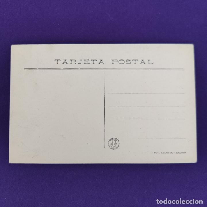Postales: POSTAL DE SOBRON (ALAVA). BALNEARIO DE SOBRON. FUENTE DE SOPORTILLA. FOT LACOSTE. ORIGINAL. - Foto 2 - 245414725