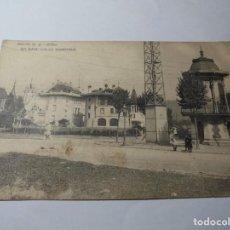 Postales: MAGNIFICA ANTIGUA POSTAL DE BILBAO CALLE GORDONIZ. Lote 245733970