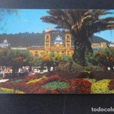 Postales: SAN SEBASTIAN GUIPUZCOA. Lote 246111720