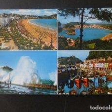 Postales: SAN SEBASTIAN GUIPUZCOA. Lote 246111730