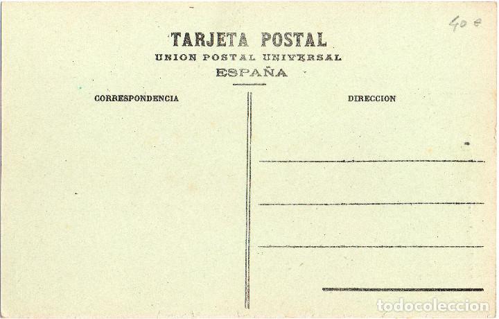 Postales: Postal de Fuenterrabia - Ondarribia Guipúzcoa Camino del molino. Nueva Edit. T Berrotarán - Foto 2 - 246504755