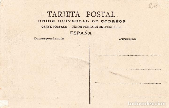 Postales: Postal de Fuenterrabia - Hondarribia Guipúzcoa Procesión al santuario de Guadalupe, Edit. M.D. - Foto 2 - 246509805