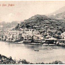 Postales: POSTAL DE PASAGES DE SAN PEDRO GUIPÚZCOA SIN CIRCULAR NUEVA. Lote 246961280