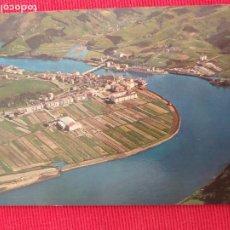 Postales: POSTAL DE ORIO. GUIPUZCOA. # 43. VISTA AÉREA. Lote 248741880