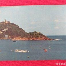 Postales: POSTAL DE SAN SEBASTIAN. 18. ISLA DE SANTA CLARA. Lote 251039555