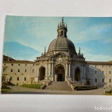 Postales: TARJETA POSTAL. GUIPÚZCOA. Nº 118.-SANTUARIO DE LOYOLA. FACHADA PRINCIPAL. EDICIONES ALARDE. Lote 251138775
