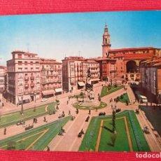 Postales: POSTAL DE VITORIA - GASTEIZ. PLAZA VIRGEN BLANCA. ED. PAYER. Nº 116.. Lote 251297925