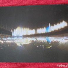 Postales: POSTAL DE BILBAO. RECINTO FERIAL SEMANA GRANDE. EL ARENAL. FIESTA DE BILBAO. NOCTURNA. AÑO 1990. Lote 251529410