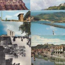 Cartoline: (6) LOTE DE 81 POSTALES DE VIZCAYA. Lote 251561030