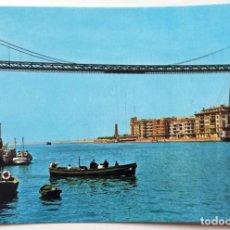 Postales: POSTAL PORTUGALETE VIZCAYA PUENTE 1978. Lote 251684575