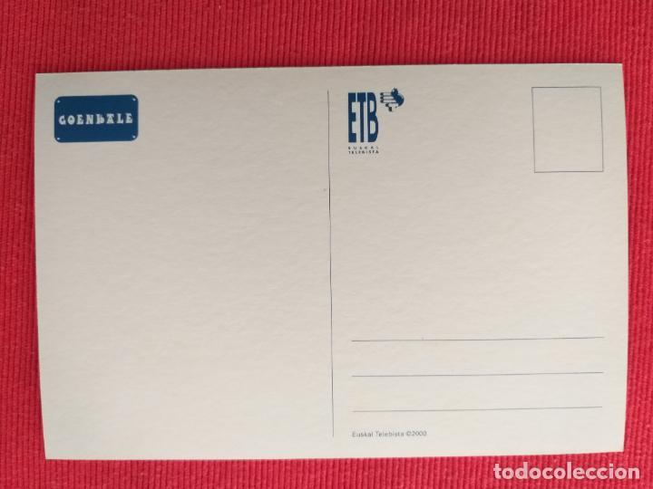 Postales: Goenkale (en castellano Calle de Arriba) Telenovela en euskera producida por Pausoka Entertai y ETB - Foto 2 - 252043300