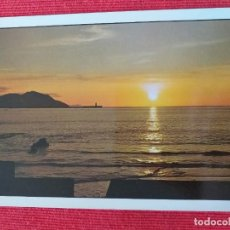 Postales: POSTAL DE ALGORTA, GETXO, PAÍS VASCO. # 189. PUESTA DE SOL .. Lote 252348320