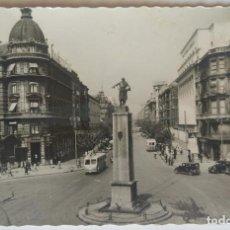 Postales: BILBAO MONUMENTO A LOPEZ DE HARO. Lote 253997010