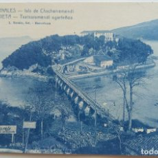 Postales: PEDERNALES ISLA DE CHACHARRAMENDI ROISIN. Lote 253997520