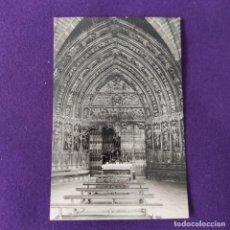 Cartes Postales: POSTAL DE LAGUARDIA (ALAVA). Nº27 NTRA SRA DE LOS REYES. EDICIONES SICILIA. ORIGINAL.. Lote 254020810