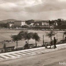 Postales: ZARAUZ PASEO DE LA COSTA Y PLAYA MANIPEL S.C.. Lote 254349400