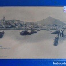 Postales: (PS-64995)POSTAL DE BILBAO-PORTUGALETE.HAUSER Y MENET. Lote 254586305