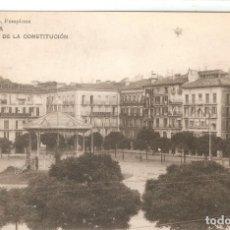 Postales: BILBAO - PLAZA DE LA CONSTITUCIÓN VDA. RUBIO CIRC.. Lote 254629850