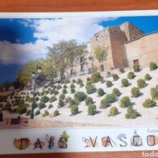 Postales: CASA AMURALLADA Y PASEO DEL COLLADO. Lote 254631680