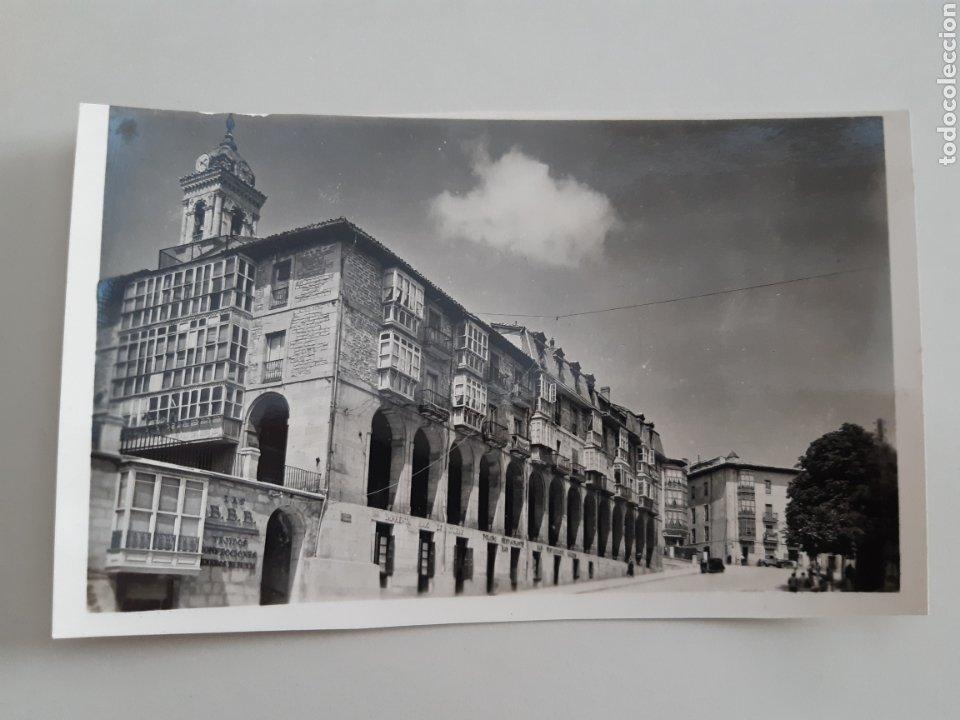 Postales: Lote de 18 Tarjetas Postales Vitoria Gasteiz Alava Ediciones Arribas años 50 - Foto 2 - 254745985