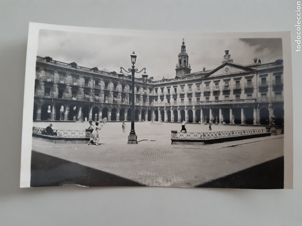 Postales: Lote de 18 Tarjetas Postales Vitoria Gasteiz Alava Ediciones Arribas años 50 - Foto 14 - 254745985