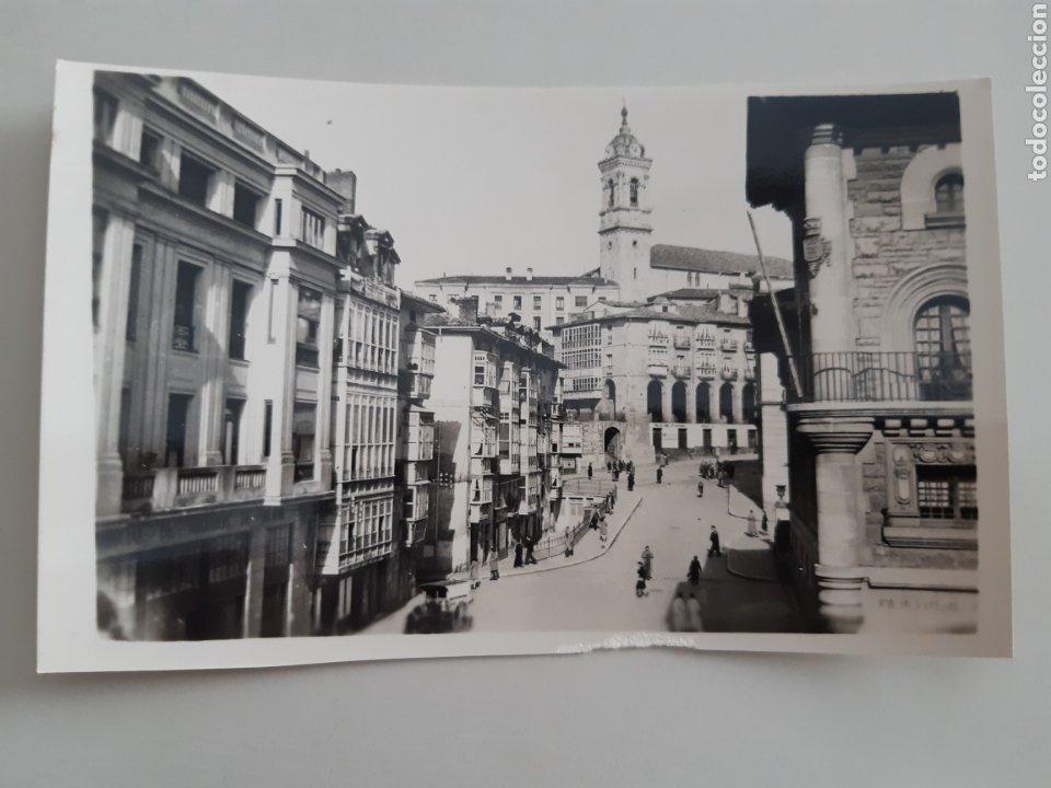 Postales: Lote de 18 Tarjetas Postales Vitoria Gasteiz Alava Ediciones Arribas años 50 - Foto 15 - 254745985