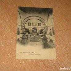 Postales: POSTAL DE SAN IGNACIO DE LOYOLA. Lote 255957130