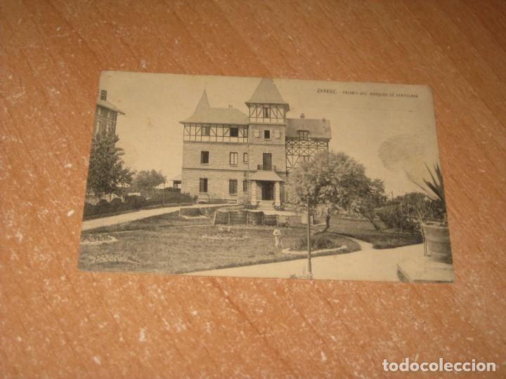 POSTAL DE ZARAUZ (Postales - España - Pais Vasco Antigua (hasta 1939))