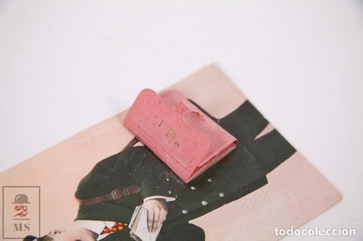 Postales: Antigua Postal Recuerdos de Bilbao - Sin Circular - Cartero 10 Vistas Desplegables - Foto 5 - 255993030