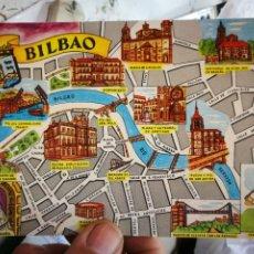 Postales: POSTAL BILBAO 1964 FRESMO S/C. Lote 257277720