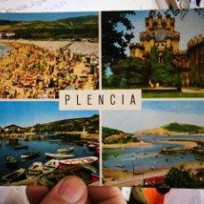 Postales: POSTAL PLENCIA VIZCAYA N 100 OYARZABAL MATEO S/C 1964. Lote 257294655